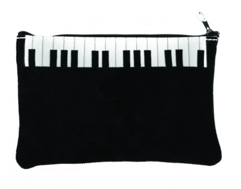 The Music Gifts Co. Leather Piano purse