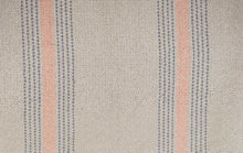 Load image into Gallery viewer, Weaver Green - Throw - Cannes Coral/Grey