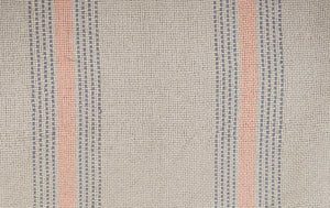 Weaver Green - Throw - Cannes Coral/Grey