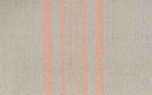 Weaver Green - Throw - Antibes Coral/Grey