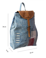Load image into Gallery viewer, Bolla Bags - Dorset Bay - Blue Rucksack