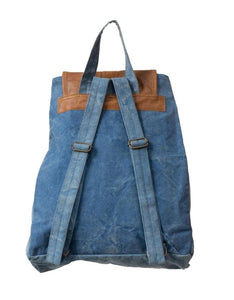 Bolla Bags - Dorset Bay - Blue Rucksack - Pursenalities_uk