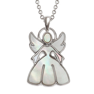 Tide Jewellery Angel Necklace