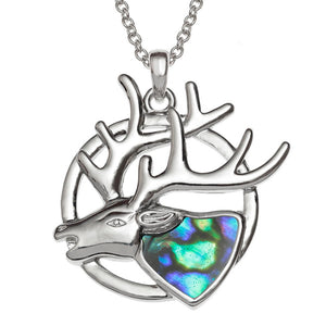 Tide Jewellery Stag Necklace