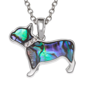 Tide Jewellery French Bulldog Necklace