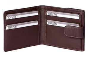 Mala Leather RFID Tab Wallet with Tray Pocket - Pursenalities_uk