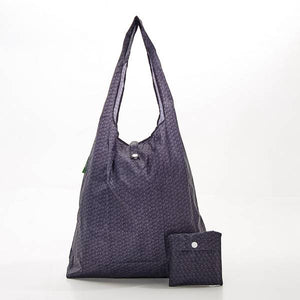 Eco Chic Foldable Shopper Disrupted Cubes