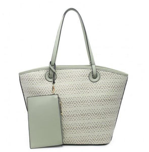 Moda 2 in 1 summer shoulder bag - Various Colours