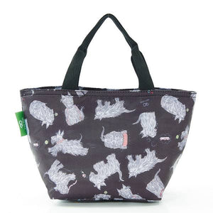 Eco Chic Lunch Bag Scatty Scotty Dogs