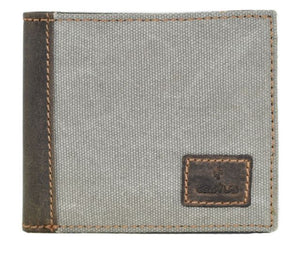 Cactus Wallet Canvas/leather RFID