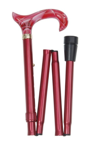 Classic Canes Folding Walking Stick