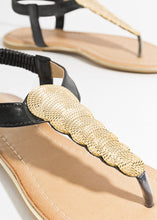 "Load image into Gallery viewer, Pia Rossini ""Comet"" Sandal"