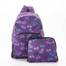 Load image into Gallery viewer, Eco Chic Mini Backpack - Original designs still available - Pursenalities_uk