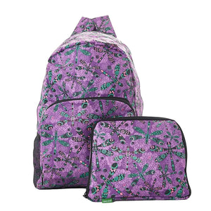 Eco Chic Mini Backpack - Original designs still available - Pursenalities_uk