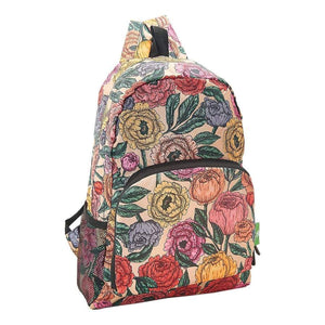 Eco Chic Large Backpack - Various designs available - Pursenalities_uk