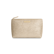 Load image into Gallery viewer, Katie Loxton Metallic Make Up Bag - Various Designs Available
