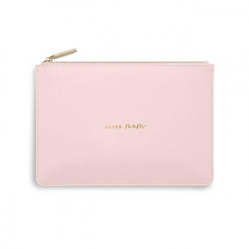Katie Loxton pale pink Perfect Pouch
