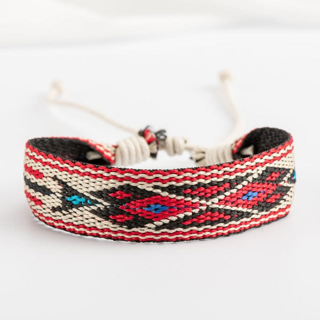 Hand Made Rope Bracelet - lionecher