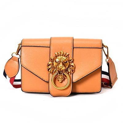 Lion Strap Shoulder Bag - lionecher