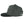 Rabbit Drip Hat - Charcoal & Black