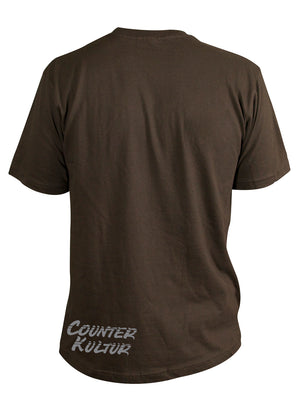 Fly Wheel Shirt - Brown
