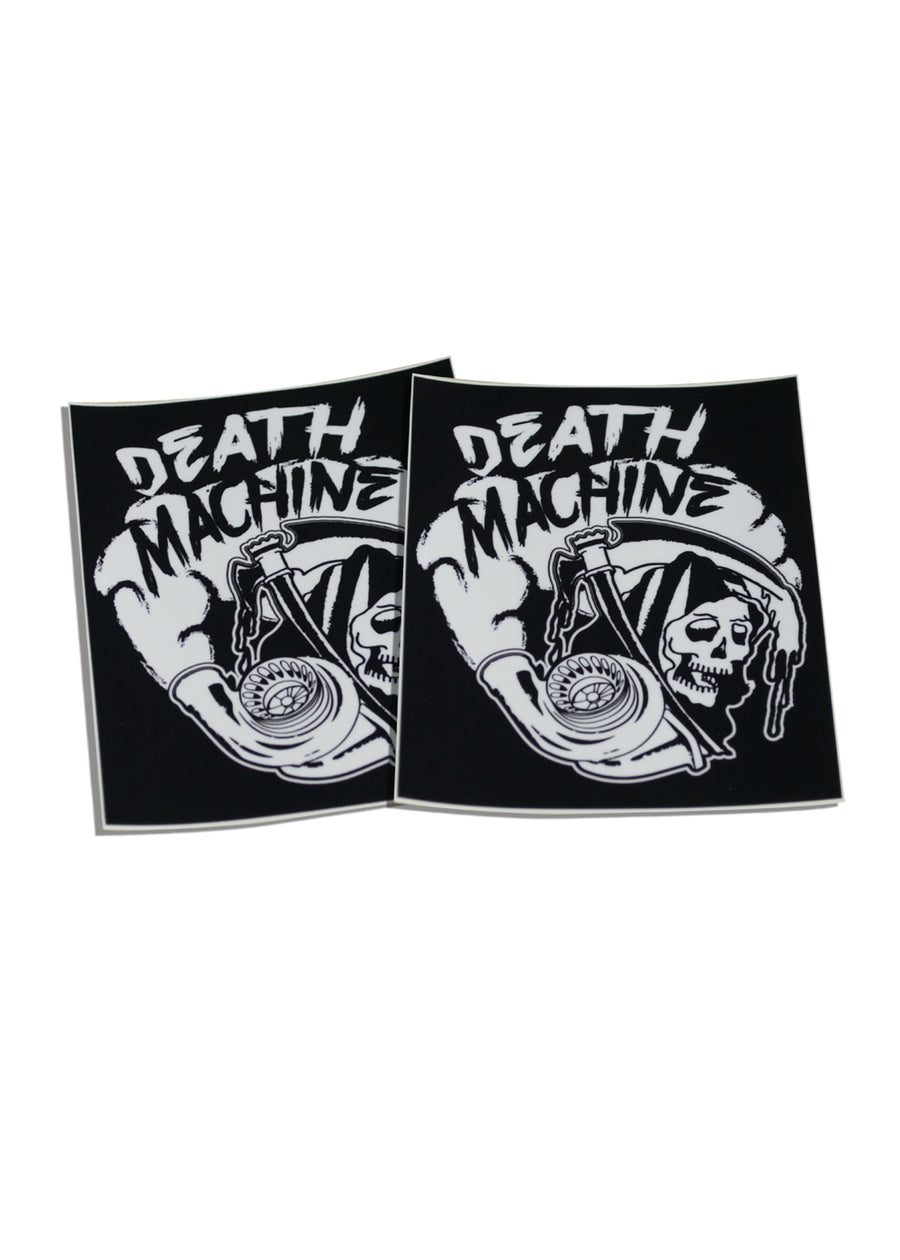Death Machine Sticker