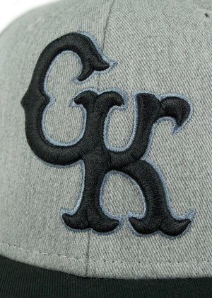 CK Team Hat - Grey and Black