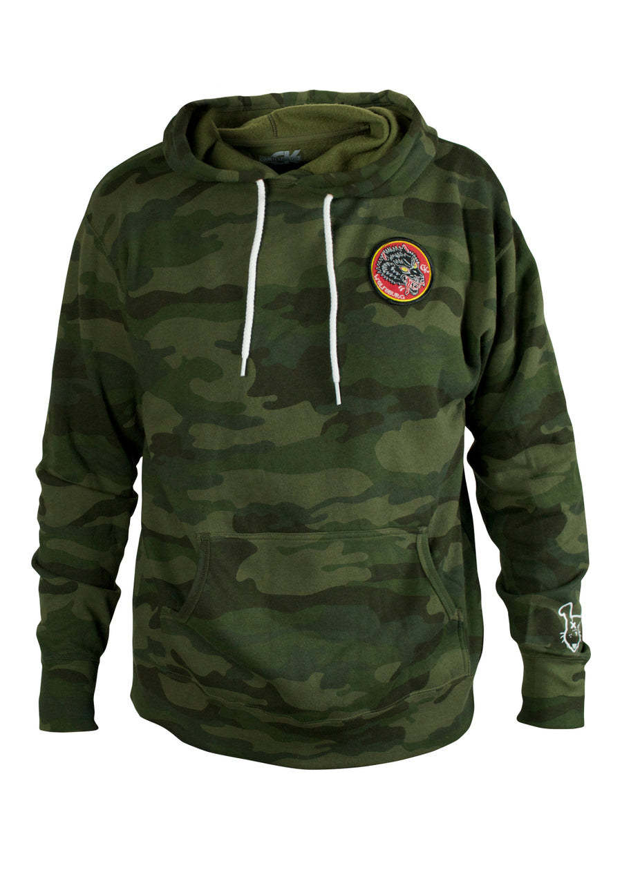 All Dead Everything Camo Hoodie