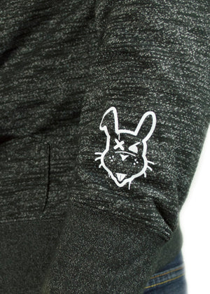 OG Rabbit Zip Up Hoodie