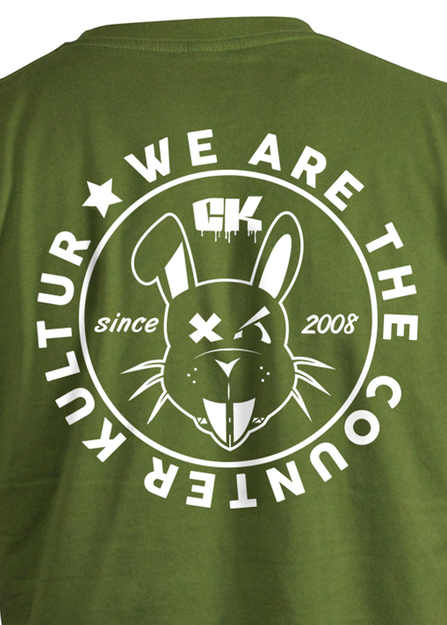 W.A.T.C.K. Rabbit Shirt