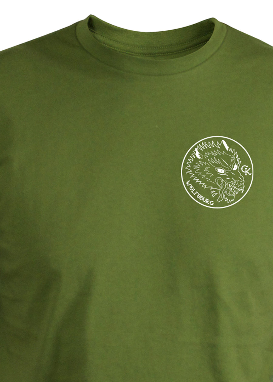Wolf of Wolfsburg V2 Shirt