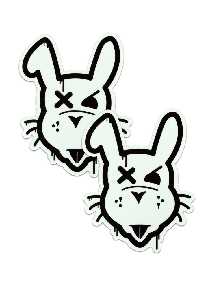 Rabbit Drip Sticker