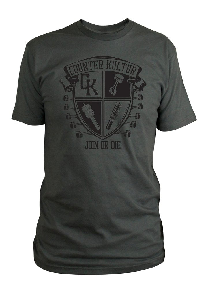 CK Crest V3 Smoke Grey Shirt