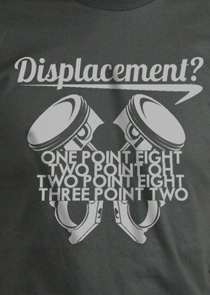 Displacement Shirt