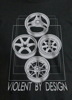 Violent By Design Shirt