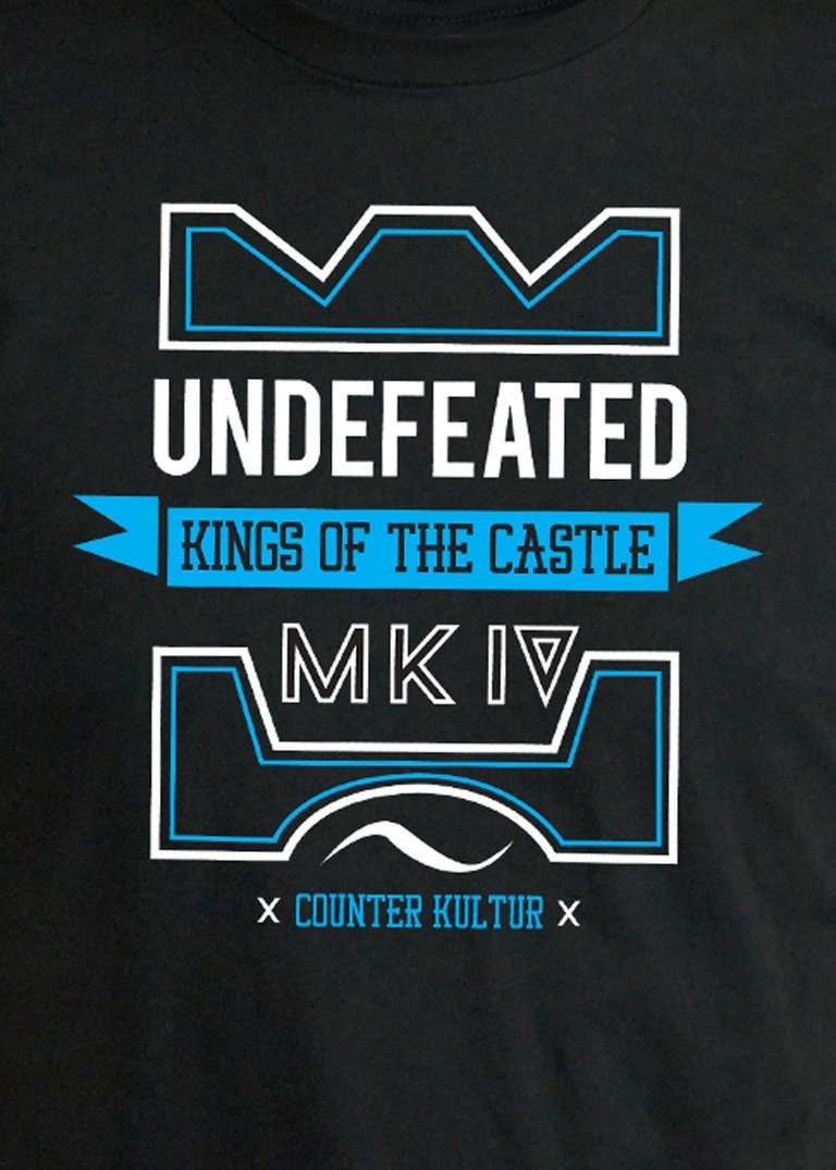Mk4 King of the Castle Shirt