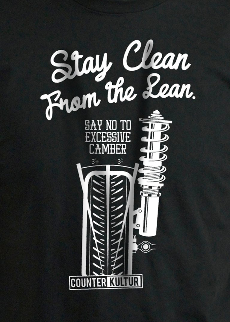 Stay Clean from the Lean Shirt