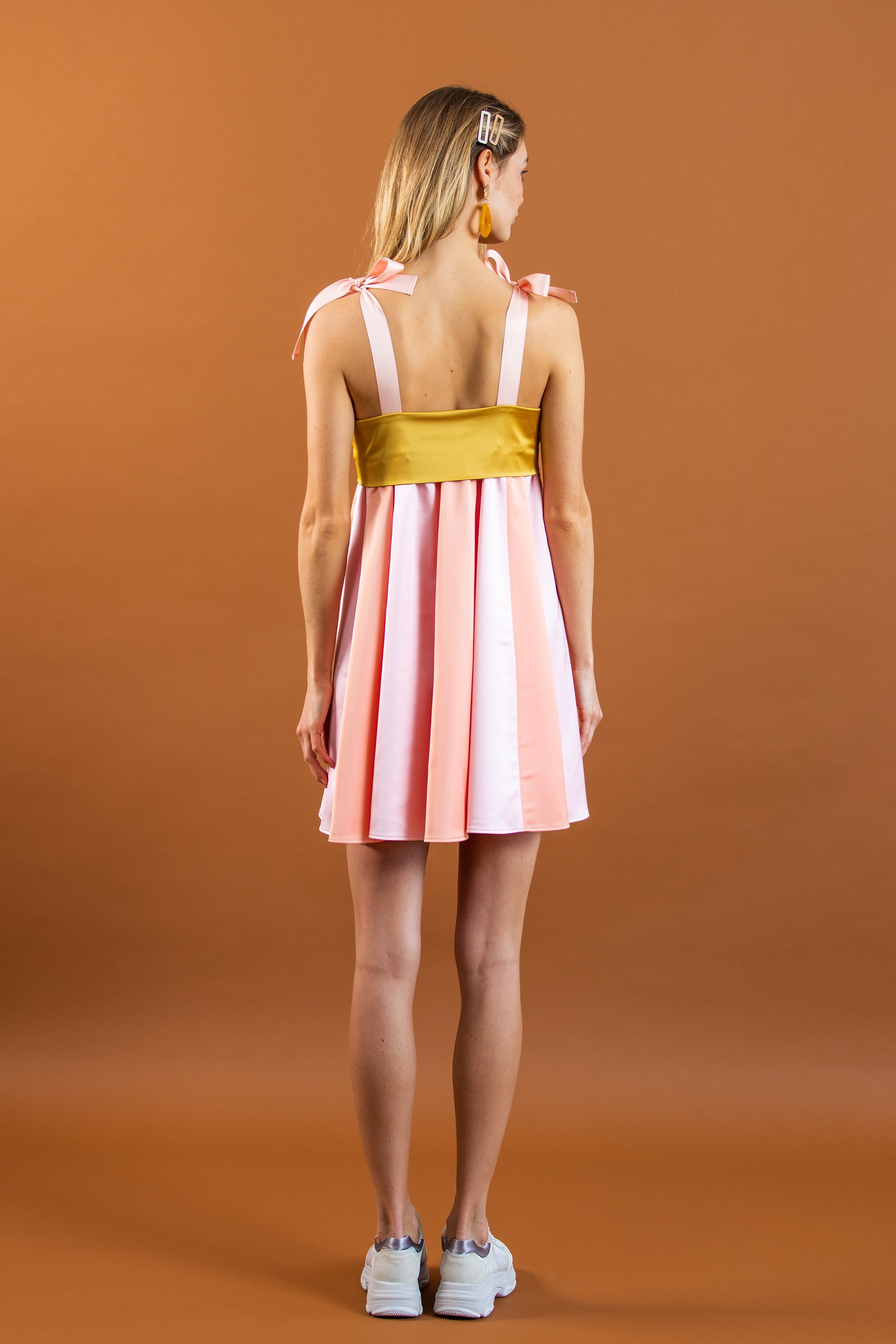 BE OBSESSED DRESS PINK