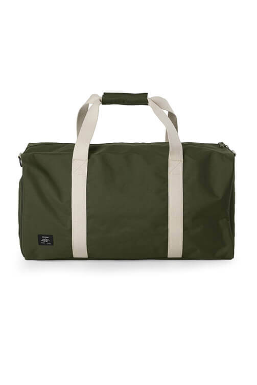 As Colour Transit Travel Bag Army/Natural Front