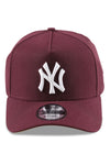 New Era 940 A Frame NY Mar V Gold Snapback Front