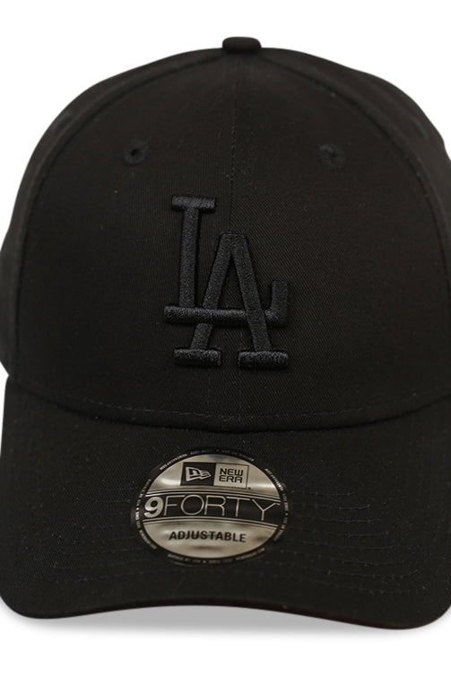 New Era 940 CS LA Dodgers Replen Black Detail 1