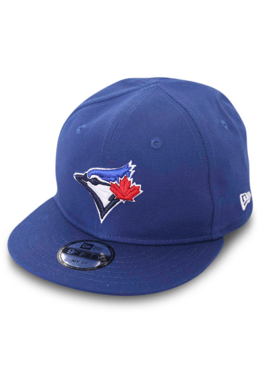 New Era My 1st 950 Toronto Blue Jays Light Royal Snapback Front Angle
