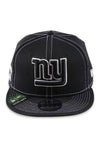 New Era 950 NY Giants NFL Sideline Black Snapback