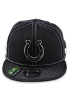 New Era 950 Indiana Colts NFL Sideline Black Snapback