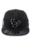 New Era 950 Houston Texans NFL Sideline Black Snapback