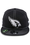 New Era 950 Arizona Cardinals NFL Sideline Black Snapback