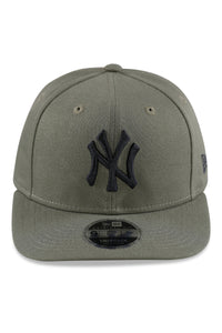 New Era 950 PC NY Olive Pod Snapback Front