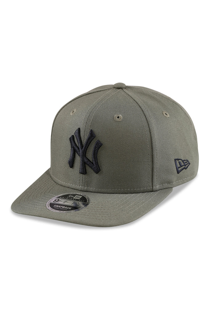 New Era 950 PC NY Olive Pod Snapback Angle