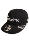 New Era 950 RC Raiders Script Story Pack Black Snapback Angle