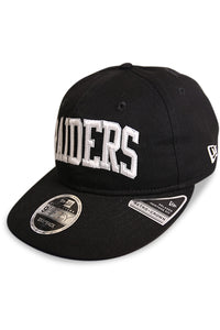 New Era 950 RC Raiders Arch Story Pack Black Snapback Angle